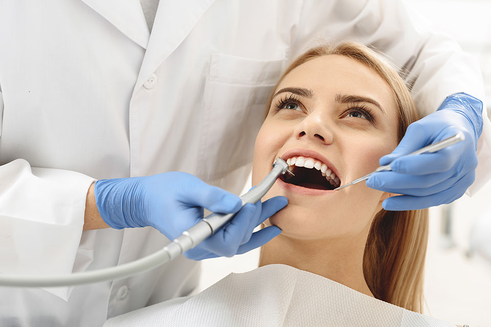 Exam and Teeth Cleaning